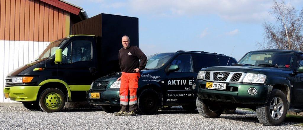 TV inspektion kloak i Århus